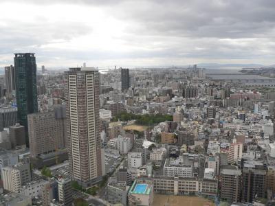 慌ただしさのなかで2012年の年末を迎えている大阪の街
