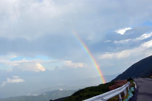 三個目の虹