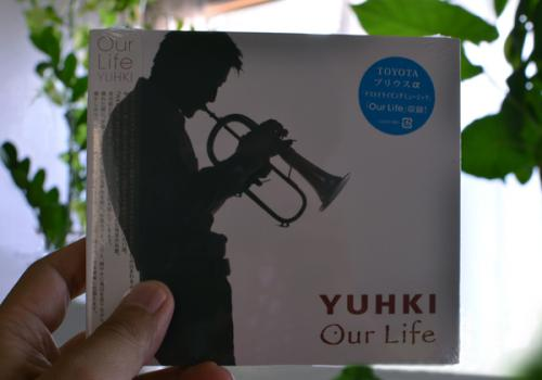 Our life ジャケ