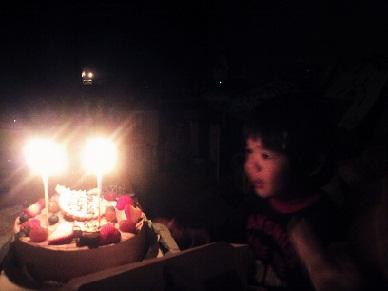 ゆいと君の誕生日会2