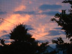 sunset 120627