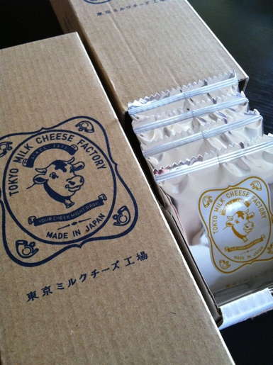 クッキー~東京ミルクチーズ工場 @渋谷 ゴルゴンゾーラ