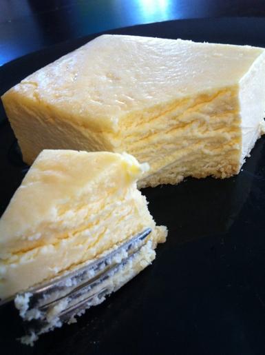 まきばの夢 チーズケーキ@成田 まきばの夢