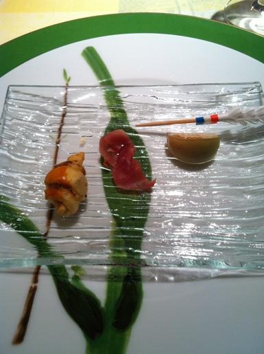 フランス料理~LE BELCOEUR@軽井沢 旧軽井沢 ル・ベルクール