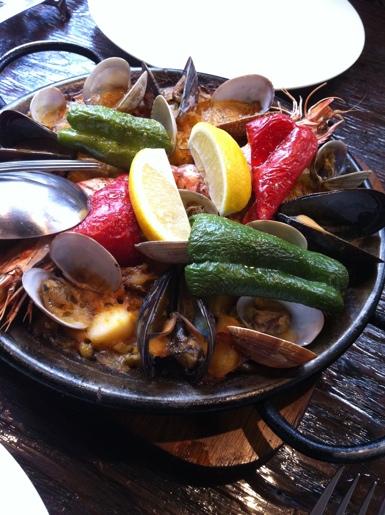スペイン料理~Taberna CADIZ@船橋 タベルナ・カディス