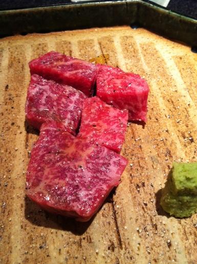 焼き肉~肉の匠 将泰庵@船橋 A5ランク黒毛和牛
