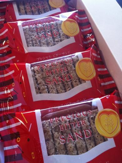 チョコ菓子~シュガーバターの木@上野 プレシャス•ビターサンド
