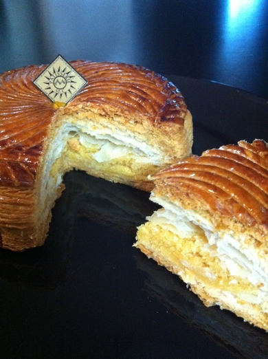 Pithiviers ~Mont St. Clair @自由が丘 ピティビエ  モンサンクレール 辻口