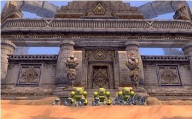 テルノワール神殿その2