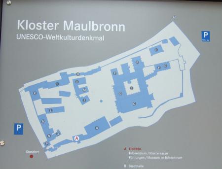 マウルブロン修道院9