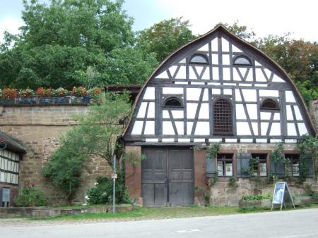 マウルブロン修道院5