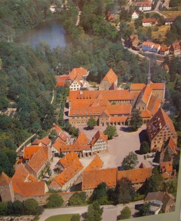 マウルブロン修道院1