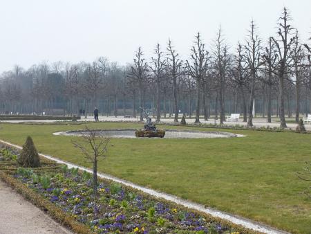 シュヴェツィンゲンの庭園2