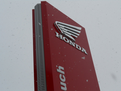 Honda Stauch