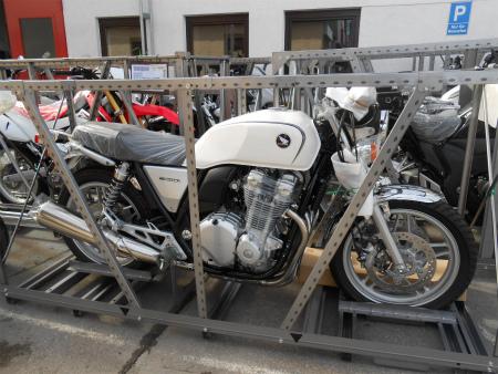 バイクの配送5