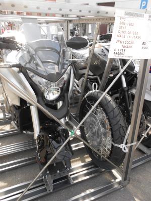 バイクの放送7