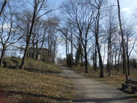 SWRそばの公園