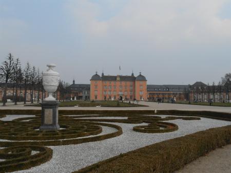 シュヴェツィンゲン城と庭園