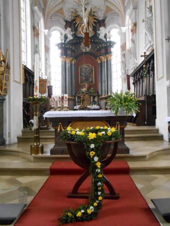 Wiesensteigの教会2