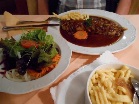 ハーネンで夕食3