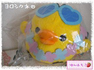 10周年記念暴走日記★3★トリさんが来た♪-3