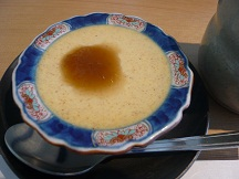 米ぬかプリン