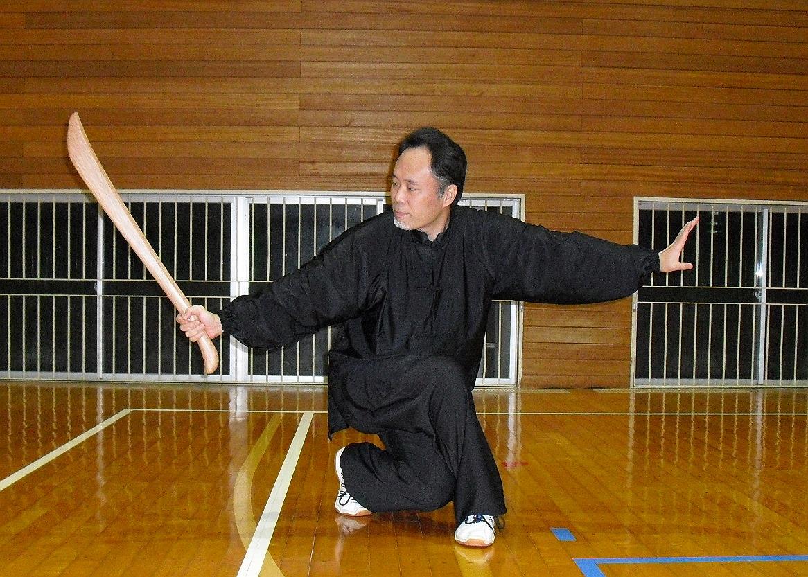 陳氏単刀5