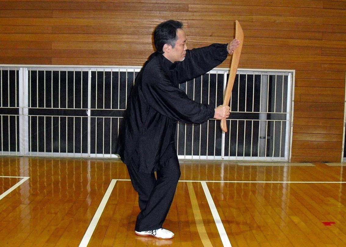 陳氏単刀6