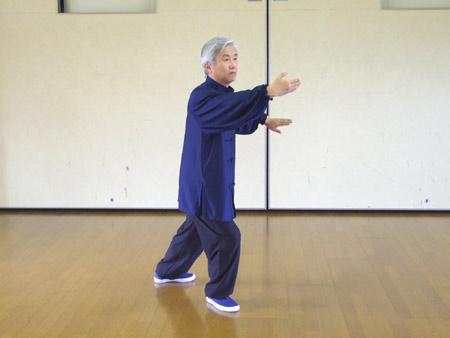楊式太極拳 2