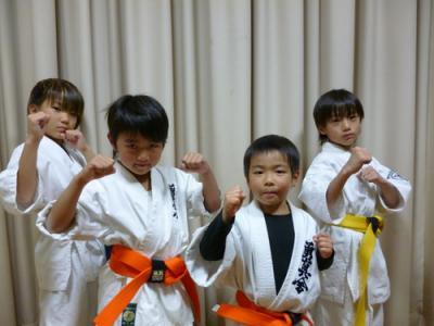 20131208 第11回関西Jr交流空手大会 出場選手