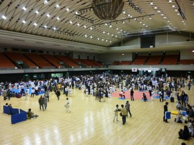 20131208 関西ジュニア交流大会 大会会場