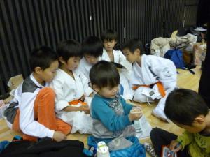 20131208 関西ジュニア交流大会 作戦会議?ゲーム?