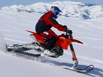 スノーバイク01