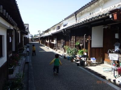 奈良今井町201310_1