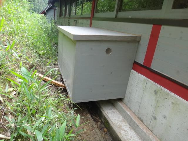 集塵機ボックス