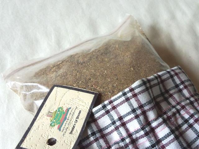 チベタンパウダーインセンスB 布袋付150g