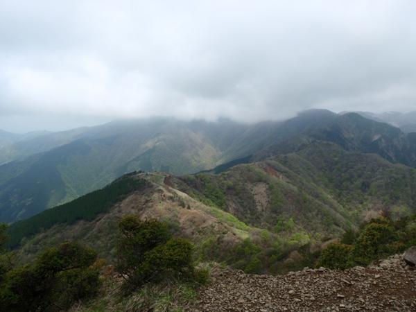 烏尾山方面
