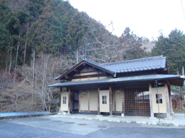 清東橋トイレ