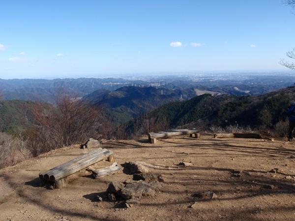岩茸石山3