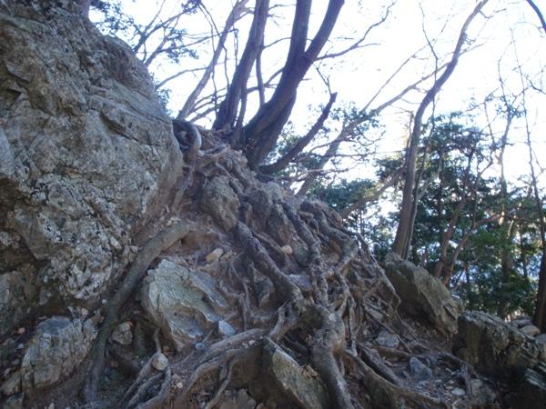 惣岳山難所2