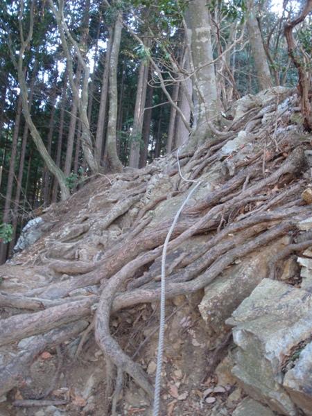 惣岳山難所3
