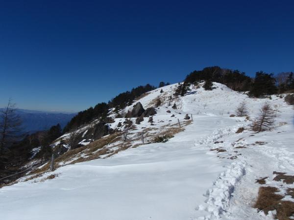 頂上稜線4