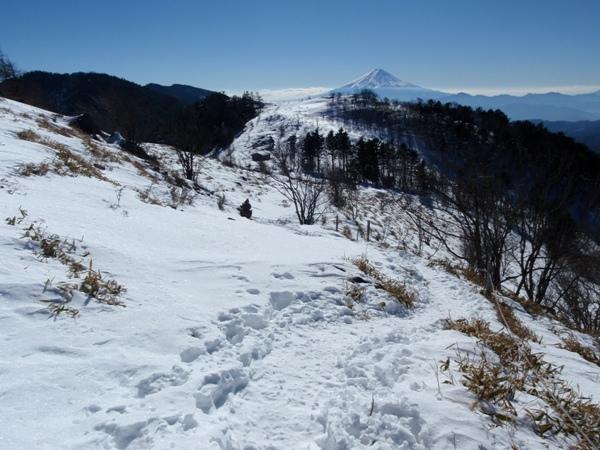 頂上稜線5