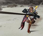 覇種4太刀
