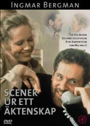 『ある結婚の風景』 (1974/スウェーデン)