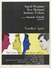 『さよならをもう一度』 (1961/アメリカ)