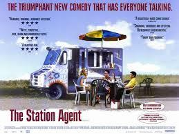 『The Station Agent』 (2003/アメリカ)