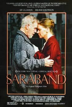 『サラバンド』 (2003/スウェーデン)