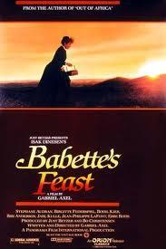 『バベットの晩餐会』 (1987/デンマーク )を観直してみました