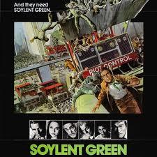『ソイレント・グリーン』 (1973/アメリカ)